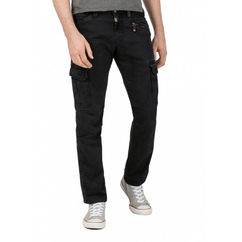 TZ Ben heavy cotton-Caviar black