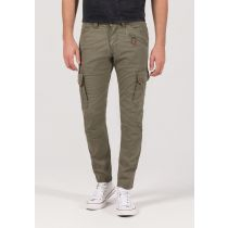 TZ stretch Pants Ben-Washed olive