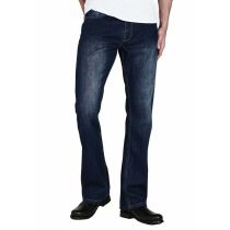 Fire Bootcut jeans-Midblue