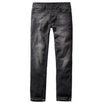 Brandit Rover jeans-Washed black