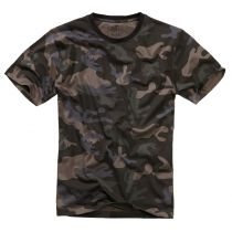 Brandit T-Shirt-Blackcamo