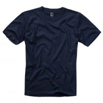 Brandit T-Shirt-Navy blue