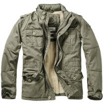 Britannia winter jacket-Olive