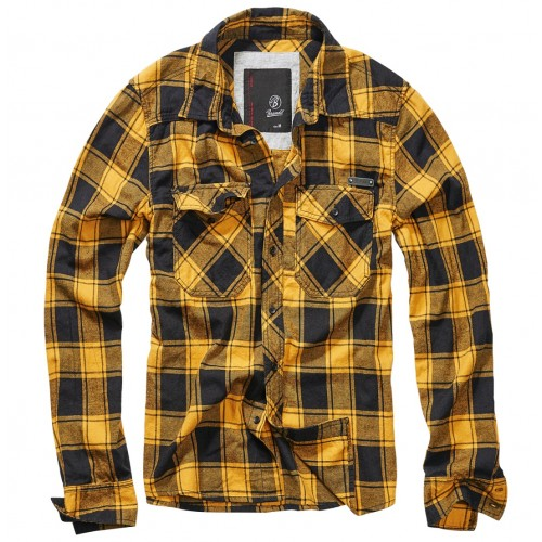 Checkshirt-Yellow/Black