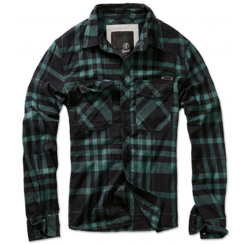 Checkshirt-Green/Black
