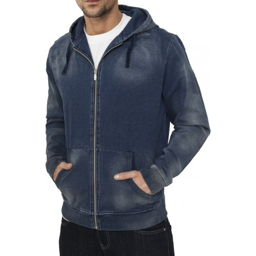 Urban Classics-Zip Hoody Jacket-482- Orginal