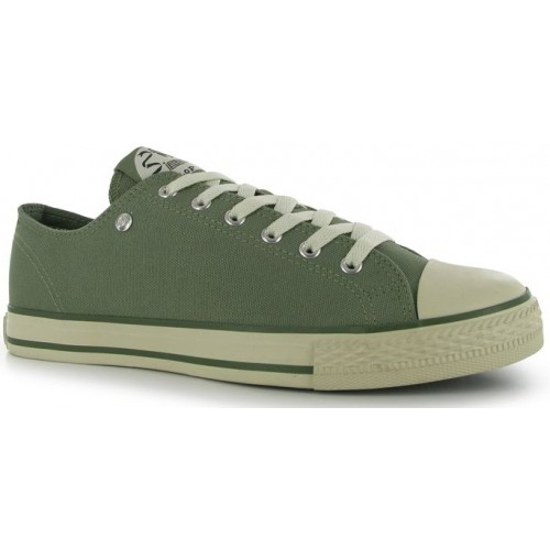 Dunlop Canvas Low-Khaki