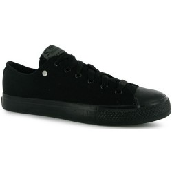 Dunlop Canvas Low-Black