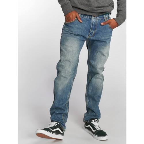 Ecko straight fit 1029-Mid Blue
