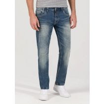 TimeZone Jeans Gerrit-Light Indigo wash