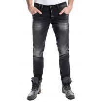 TimeZone Jeans Gerrit-Pirate black