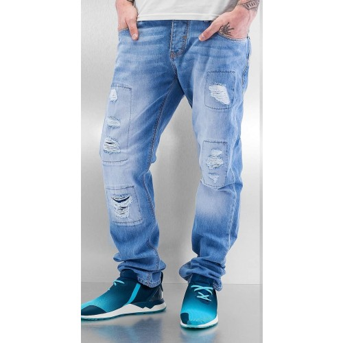 JR Destroyed jeans 229-Ice blue