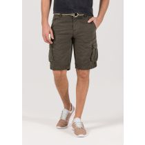 Timezone Maguire shortsit-Washed olive