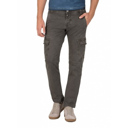 Timezone Niklas Pants-Dark grey