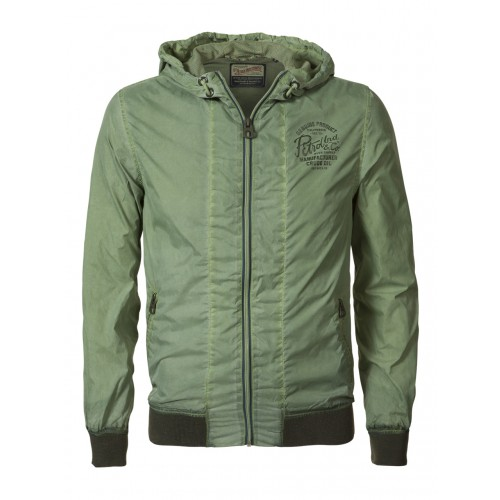 Petrol light Jacket-Green