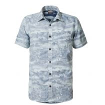 Petrol shortsleeve shirt 417-Pacific Coast