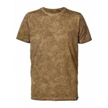 Petrol T-shirt 677-Brown