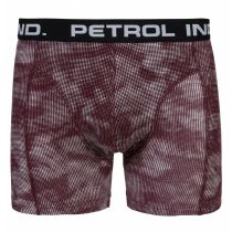 Petrol Industries Boxer 006-9045-Wine-grey