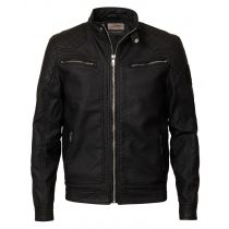 Petrol Jacket 103-V1-Black