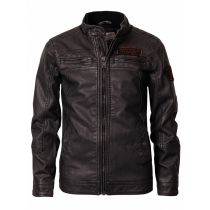 Petrol Jacket 104-Black