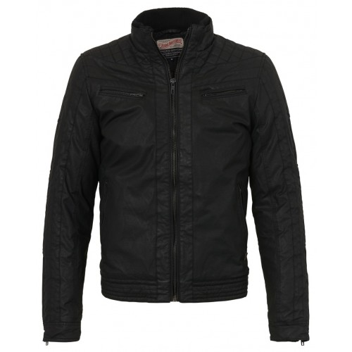 Petrol Jacket 109-Black