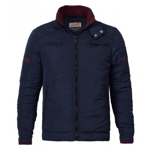 Petrol jacket 126-Deep navy