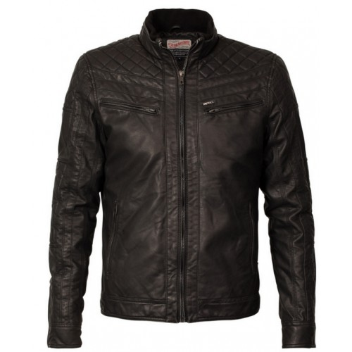 Petrol Jacket 132-Black