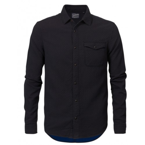Petrol shirt 419 shirt-black