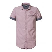 Petrol shortsleeve shirt 406-Purple