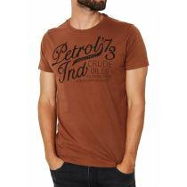 Petrol T-shirt 608-Brown