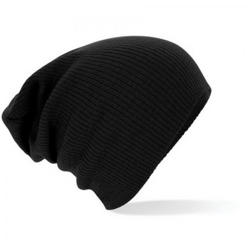 Slouch pipo-Black