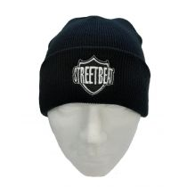 Streetbeat pipo Black-white logo