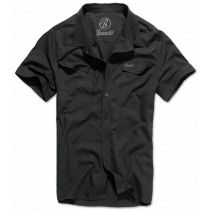 Roadstar shortsleeve shirt-Black