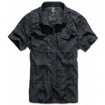 Roadstar shortsleeve shirt-BlueBlack