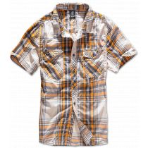 Roadstar shortsleeve shirt-Yellow