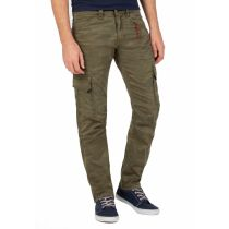 TZ Roger stretch pants-Safari camo