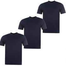3-pack T-shirts-Navy