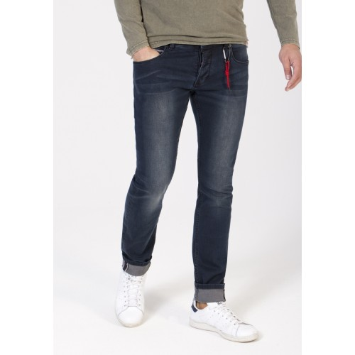 TimeZone Jeans Scott-Midnight