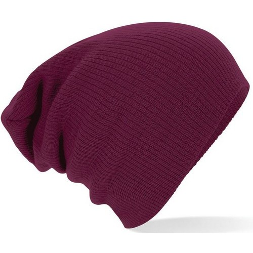 Slouch pipo-Burgundy