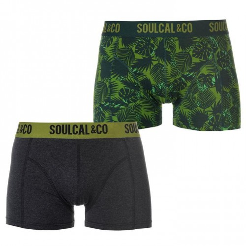 SoulCal Boxer 2pack- (Lahjatuote-150e)