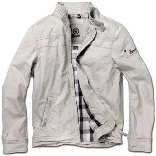Yellowstone jacket-Natural white
