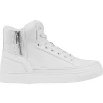Urban Classics Zipper high Top-White