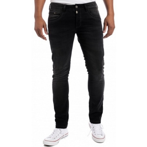 TimeZone Jeans Costello-Black soft Wash