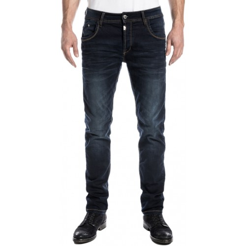 TimeZone Jeans Costello-Ink shadow Wash