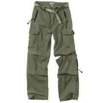 Trekking trousers - Olive