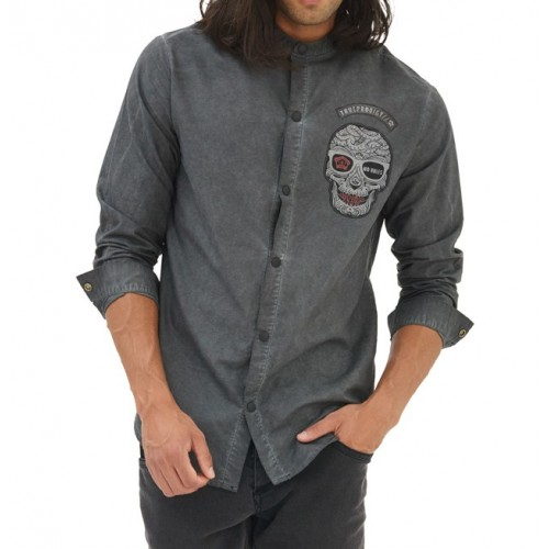 Trueprodigy TP Kingdom shirt 2104-Grey