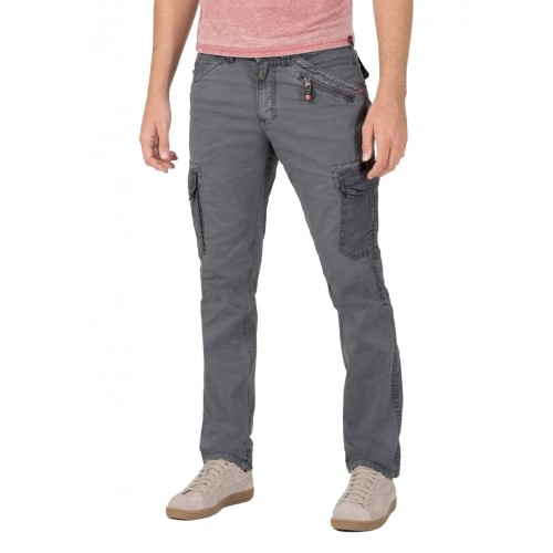 Timezone Pants Ben light-Grey