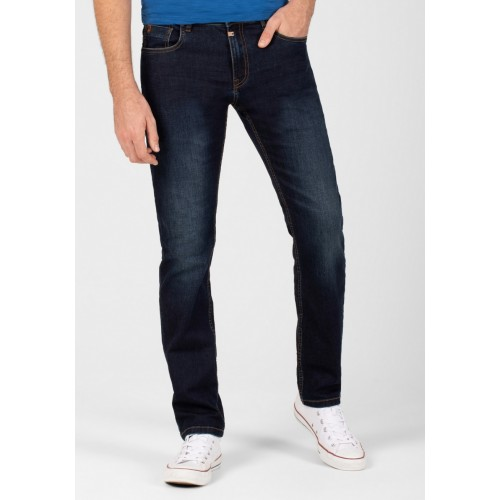 TZ superstretch Jeans Eduardo-Aged rinse wash