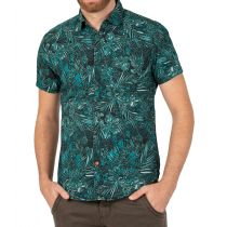 TZ Tropical shortsleeve 10072-Tropical green