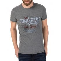 TZ T-shirt 10101-Grey
